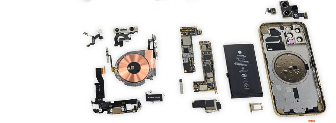 iPhone onderdelen kopen? » Zelf goedkoop repareren !