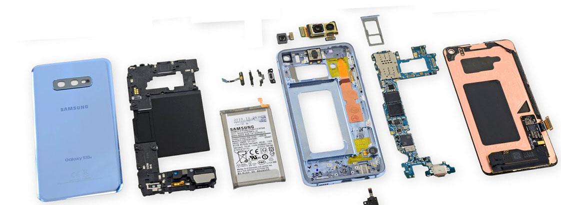 Samsung smartphoneonderdelen kopen? » Zelf goedkoop repareren !