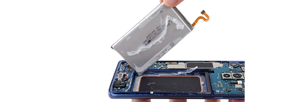iPhone, iPad en Samsung Galaxy smartphone batterij zelf vervangen !