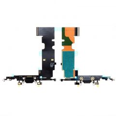 iPhone 8 Plus dock connector flex kabel Zwart