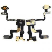 iPhone 4S aan en uit knop flex kabel