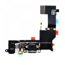 iPhone 5S dock connector flex kabel Zwart