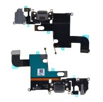 iPhone 6 dock connector flex kabel Spacegrijs