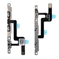 iPhone 6 volume knop flex kabel met metalen houder