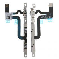 iPhone 6S Plus volume knop flex kabel met metalen houder