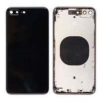 iPhone 8 Plus achterkant behuizing OEM refurbished Zwart