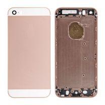 iPhone SE achterkant behuizing OEM refurbished Rose goud