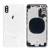 iPhone X achterkant behuizing OEM refurbished Zilver