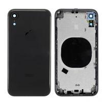 iPhone XR achterkant behuizing OEM refurbished Zwart