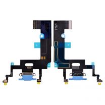 iPhone XR dock connector flex kabel Blauw