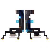iPhone XR dock connector flex kabel Wit