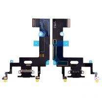 iPhone XR dock connector flex kabel Zwart