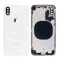 iPhone XS achterkant behuizing OEM refurbished Zilver