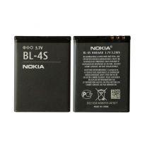 Nokia BL-4S Li-Ion batterij - 860 mAh