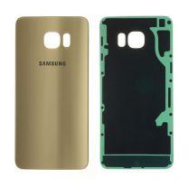 Samsung G928F Galaxy S6 Edge Plus achterkant glas behuizing Goud