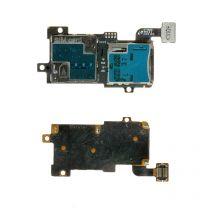 Samsung GT-I9300 Galaxy S3 SIM-kaartlezer met micro SD-kaartlezer