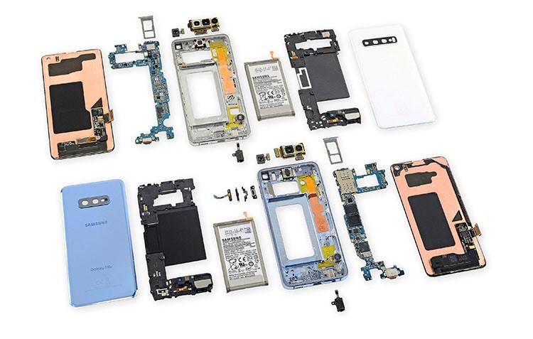 Alle Samsung Smartphone onderdelen op voorraad