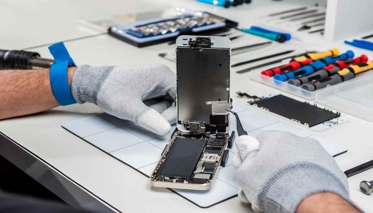 Alle Apple iPhone onderdelen op voorraad