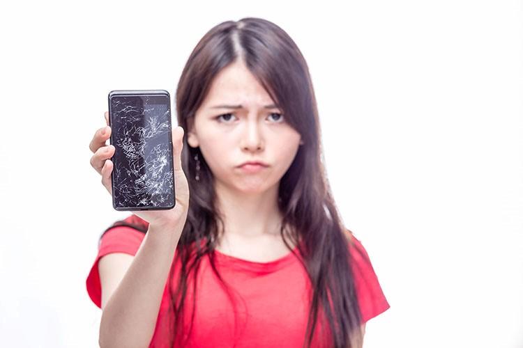 Je Smartphone kapot, geen probleem wij fixen dit binnen het uur